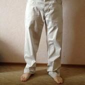 Легкие мужские брюки размер W33 L34