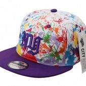 новая брендовая бейсболка кепка Snapback Англия на любой объём