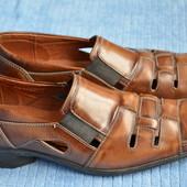 Классические туфли мужские , цвет - как на фото , размер 41 , наша б/ушка