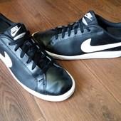 Кожаные кроссовки Nike 42.5 р.   28 cm