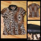 Фирменная блузка Zara размер М