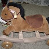 Kiddieland каталка-качалка пони