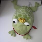 Ikea Groda игрушка Царевна лягушка-подушка-хранитель детской пижамы)