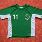 Спортивная футболка St.Bernard на 5 лет, б/у. Очень хорошее состояние, без дефектов. Длина 42 см,