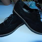 Туфли, оксфорды от New Look,р-р 7,наш 40,стелька 26 см,на узкую ногу,новые