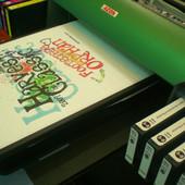 Текстильный принтер Azon Tex Pro, принтер для печати по ткани