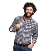 Модная рубашка Man р. М (39-40) от тсм Tchibо Германия