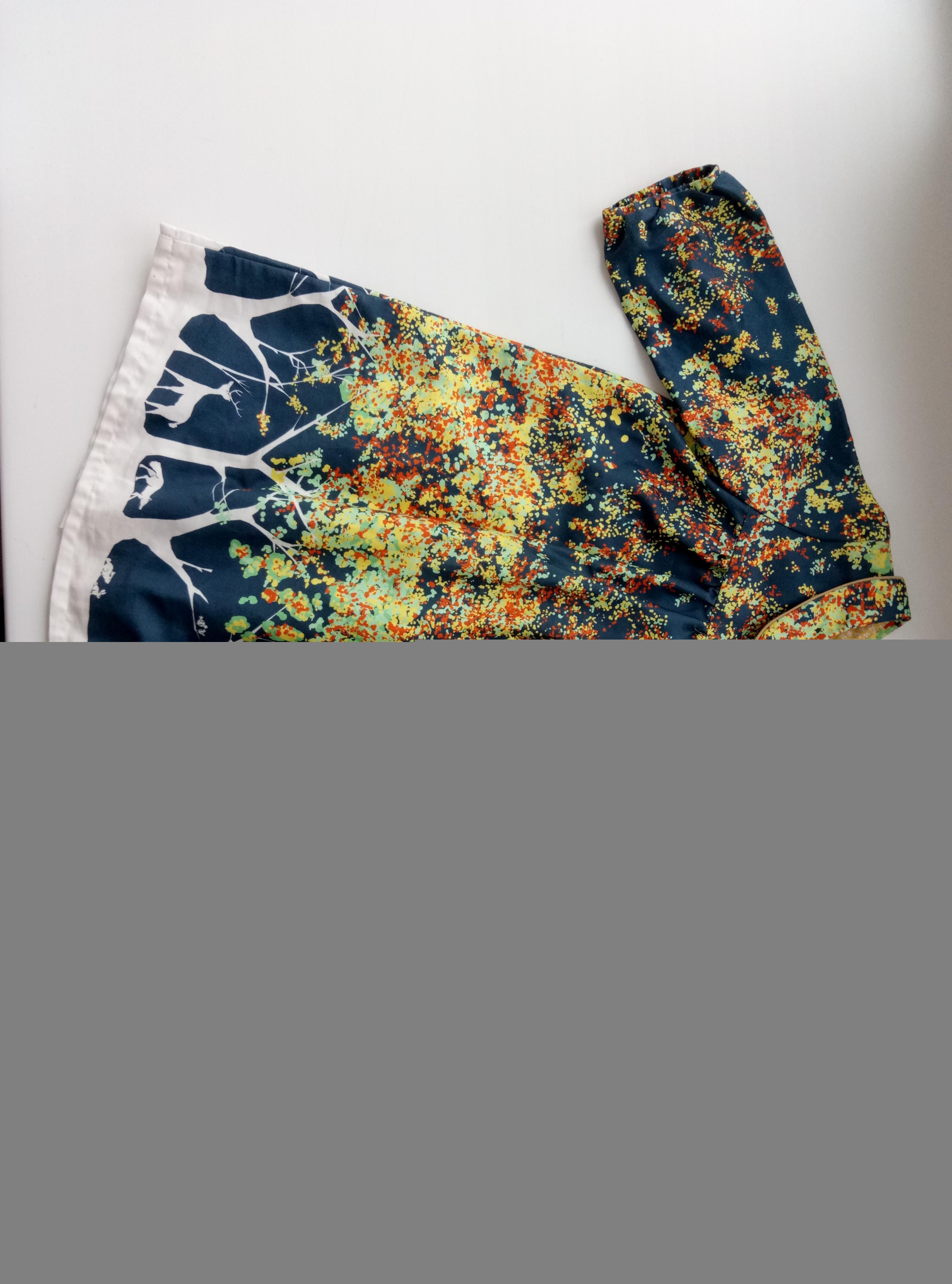 Шикарное дизайнерское платье от дорогого бренда Poppy 3-4 года