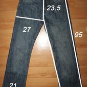 джинсы мужские р 28, длина 30