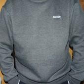 Фирменний спортивний реглан батник кофта толстовка Slazenger (Слазенгер) л.