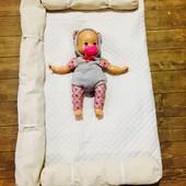 Шикарный пеленальный матрасик отдельное место для малыша итальянской фирмы Picci