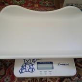 Электронные весы для детей (до 20 кг) Momert. Страна производитель: Венгрия
