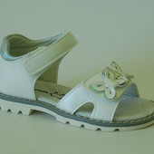 Босоножки Apawwa арт.H21 white Босоножки для девочек.