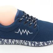 Мужские летние кроссовки (сетка) 40,41,42,44,45 размер