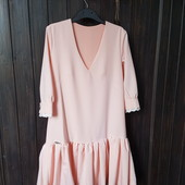 Стильное трендовое платье размер S-M