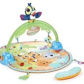 Little Tikes Развивающий коврик с вибрацией baby good vibrations deluxe activity gym 641435