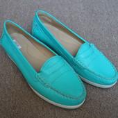 Туфли мокасины Geox