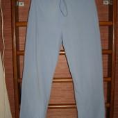Штаны флисовые, пижамные, мужские, размер XL