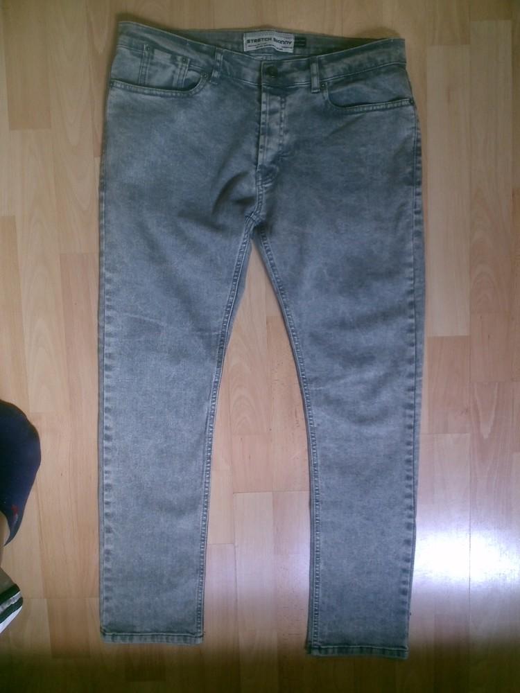 Фирменные джинсы 32-34 р. фото №1