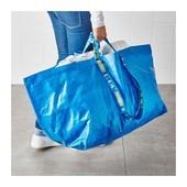 Новая универсальная большая сумка.71л.IKEA.