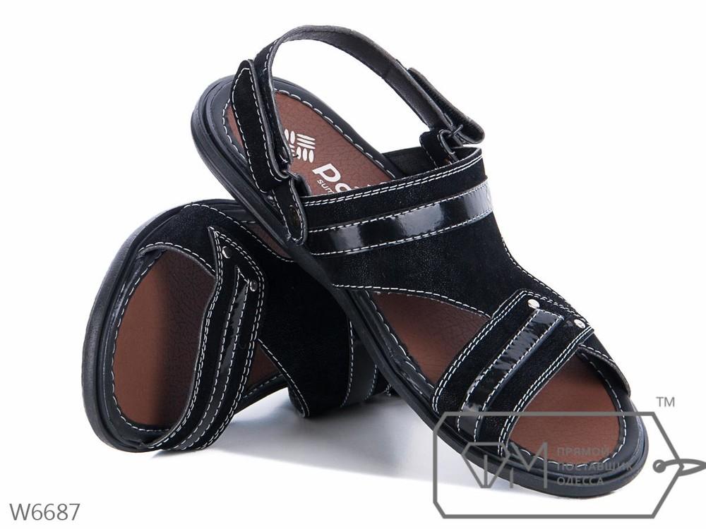 Скидка! сандалии мужские w6687 фото №1