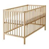 Кроватка детская 302.485.37 Ліжечко дитяче ІКЕА
