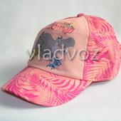 Детская летняя кепка бейсболка для девочки бренд C&A