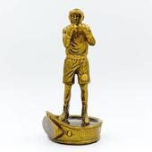 Награда спортивная Бокс (статуэтка наградная боксер) C-1727-B: 17х8х8см