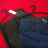 Юбка F&F Black размер S