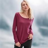 Германия! Натуралка пуловер, кофта , вискоза от Tcm Tchibo, р-р 36-38, 44-46 и 48-50 европейский