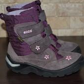 Зимові чобітки Ecco 30 розмір