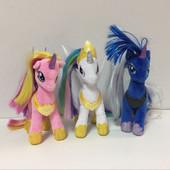 Мягкие игрушки из мультфильма