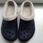 Утепленные сабо Crocs 10M W12