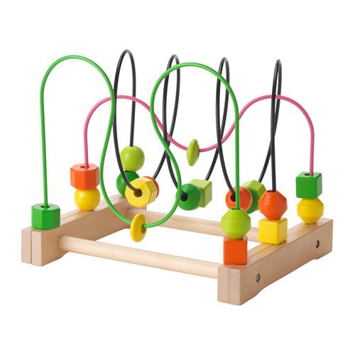 Интереснейший детский лабиринт mula, от икеа развивающие игрушки ikea в наличии! фото №1
