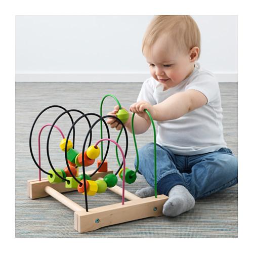 Интереснейший детский лабиринт mula, от икеа развивающие игрушки ikea в наличии! фото №2