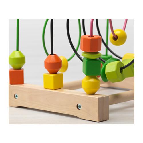 Интереснейший детский лабиринт mula, от икеа развивающие игрушки ikea в наличии! фото №3