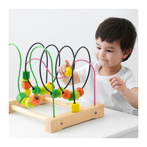 Интереснейший детский лабиринт mula, от икеа развивающие игрушки ikea в наличии! фото №4