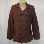 Мужская демисезонная куртка с налокотниками Piazza Italia. Разные цвета.