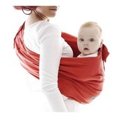 Wallaboo слинг - петля Baby sling cotton