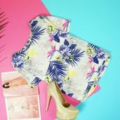 DorothyPerkins блуза в пальмовый принт!
