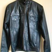 Куртка мужская кожаная The Leather Factory (Великобритания)