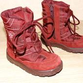 Ботинки Elefanten с мембраной tex , по стельке 13,5 см.