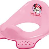 Накладка на унитаз 'Minnie' Keeeper 1951 Польша розовый 12125105