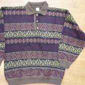 мужской свитер очень элегантный италия шерсть-акрил, цена договорная