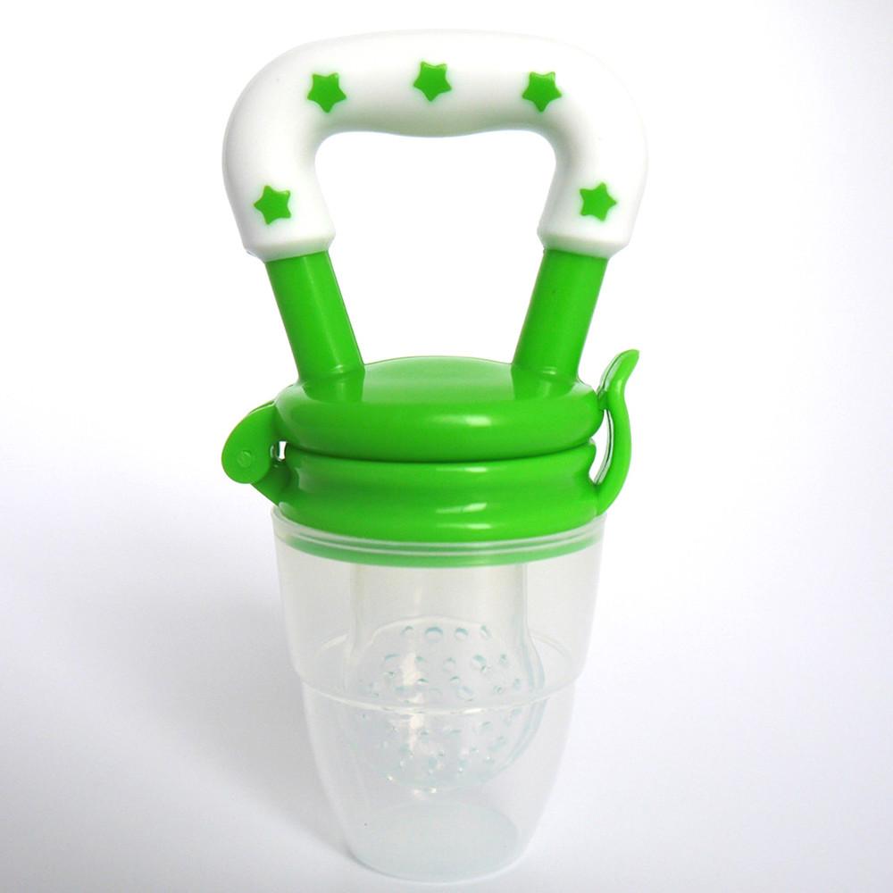 Силиконовый ниблер Китай зеленый р.M 1200814 фото №1