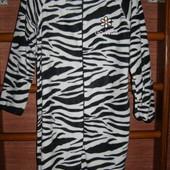 Пижама флисовая, женская, размер М, рост до 170 см