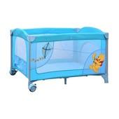 Манеж -кроватка с колесиками