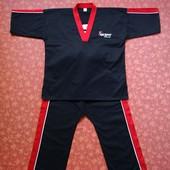 Кимоно размер 4 Kickfit, б/у. Очень хорошее состояние, без дефектов. Штаны - длина 95 см, шаговый 69