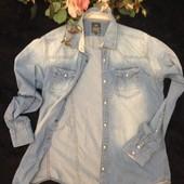Крутейшая джинсовая рубашка от we 62 straightforward goods