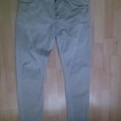 Лёгкие тоненькие штаны джинсы M